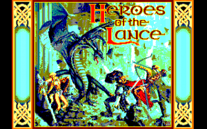 Heroes of the Lance 1
