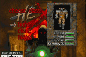 Hexen: Beyond Heretic abandonware