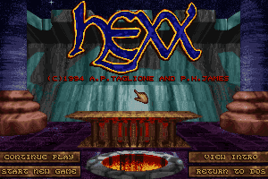Hexx: Heresy of the Wizard 1