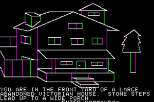 Hi-Res Adventure #1: Mystery House 1
