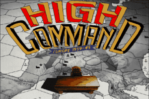 High Command: Europe 1939-'45 0