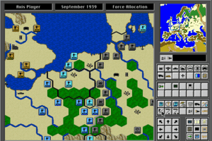 High Command: Europe 1939-'45 2