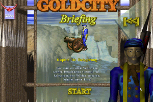 High Noon: Gold City 0