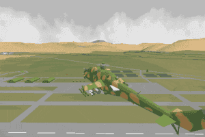 HIND: The Russian Combat Helicopter Simulation 7