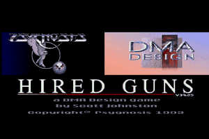 Hired Guns 1