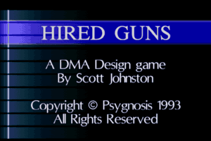 Hired Guns 2