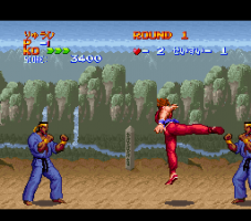Hiryū No Ken S: Golden Fighter 9