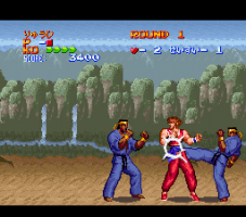 Hiryū No Ken S: Golden Fighter 8