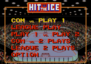 Hit the Ice: The Video Hockey League 1