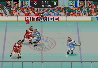 Hit the Ice: The Video Hockey League 3