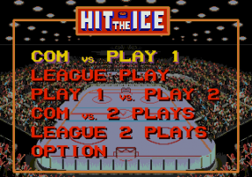 Hit the Ice: The Video Hockey League abandonware