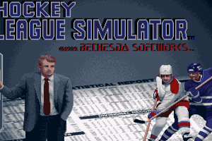 Hockey League Simulator 0