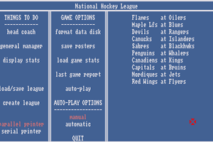 Hockey League Simulator 1