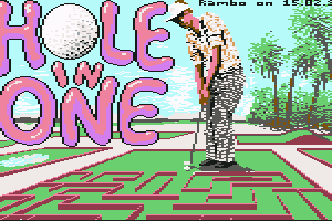 Hole-In-One Miniature Golf abandonware