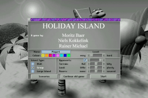 Holiday Island 1