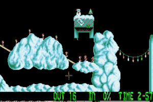 Holiday Lemmings 9