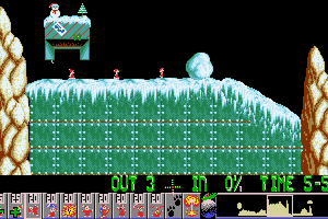 Holiday Lemmings 20
