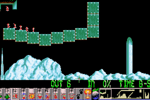Holiday Lemmings 22