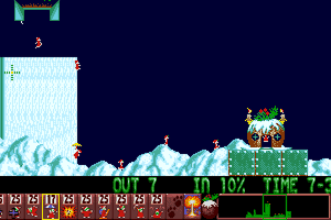 Holiday Lemmings 4