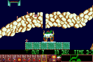Holiday Lemmings 7