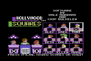 Hollywood Squares 1