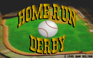 Home Run Derby 2