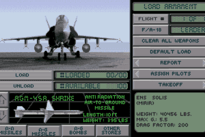 Hornet: Naval Strike Fighter 8