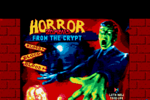 Horror Zombies from The Crypt 0