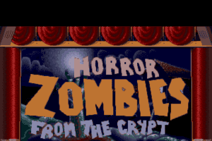Horror Zombies from The Crypt 3