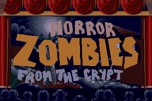 Horror Zombies from The Crypt 2