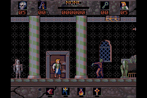 Horror Zombies from The Crypt abandonware