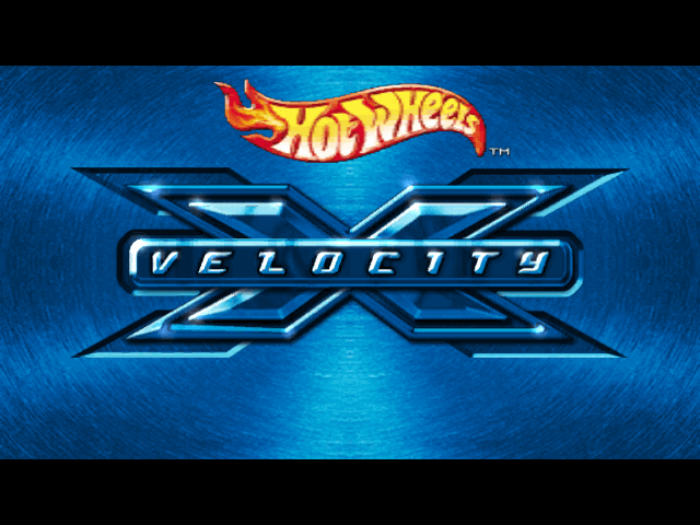 Hot Wheels: Velocity X 0
