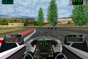 Hot Wheels: Williams F1 - Team Racer abandonware