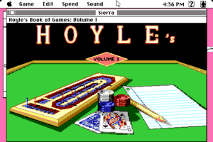 Hoyle: Official Book of Games - Volume 1 1