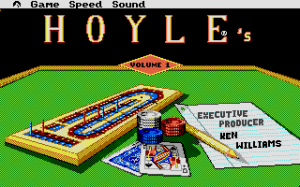 Hoyle: Official Book of Games - Volume 1 0