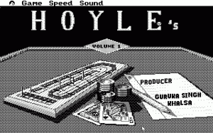 Hoyle: Official Book of Games - Volume 1 5