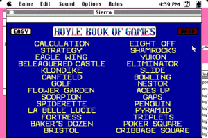 Hoyle: Official Book of Games - Volume 2: Solitaire 3