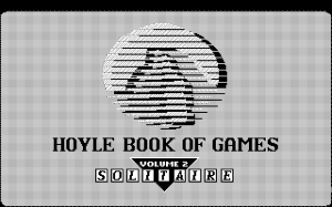 Hoyle: Official Book of Games - Volume 2: Solitaire 4