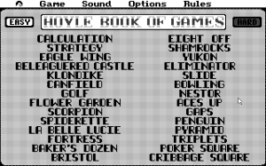 Hoyle: Official Book of Games - Volume 2: Solitaire abandonware