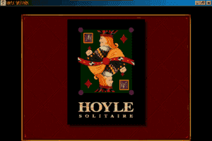 Hoyle Solitaire 0