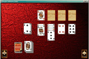 Hoyle Solitaire 9