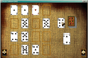 Hoyle Solitaire 10