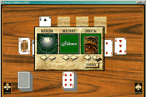 Hoyle Solitaire 11