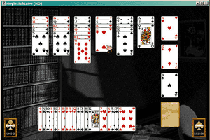 Hoyle Solitaire 14