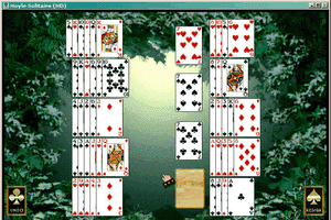 Hoyle Solitaire 15