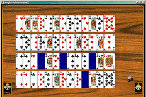 Hoyle Solitaire 16