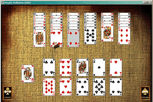 Hoyle Solitaire 20