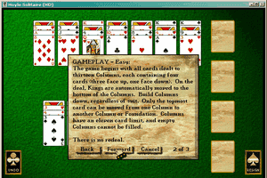 Hoyle Solitaire 4