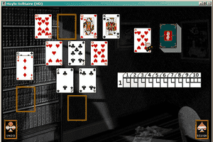 Hoyle Solitaire 6