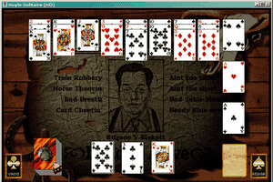 Hoyle Solitaire 7